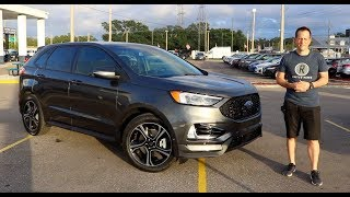 Why BUY the ALL NEW 2019 Ford Edge ST? AWD Performance