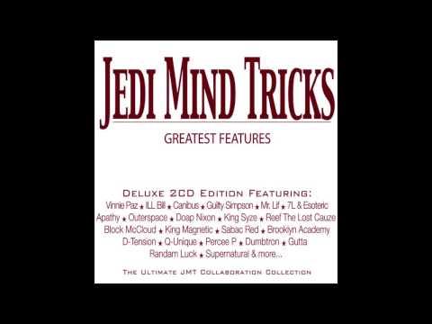 "Jedi Mind Tricks (Vinnie Paz + Stoupe)  - ""A Bullet Never Lies"" (feat. Ill Bill) [Official Audio]"