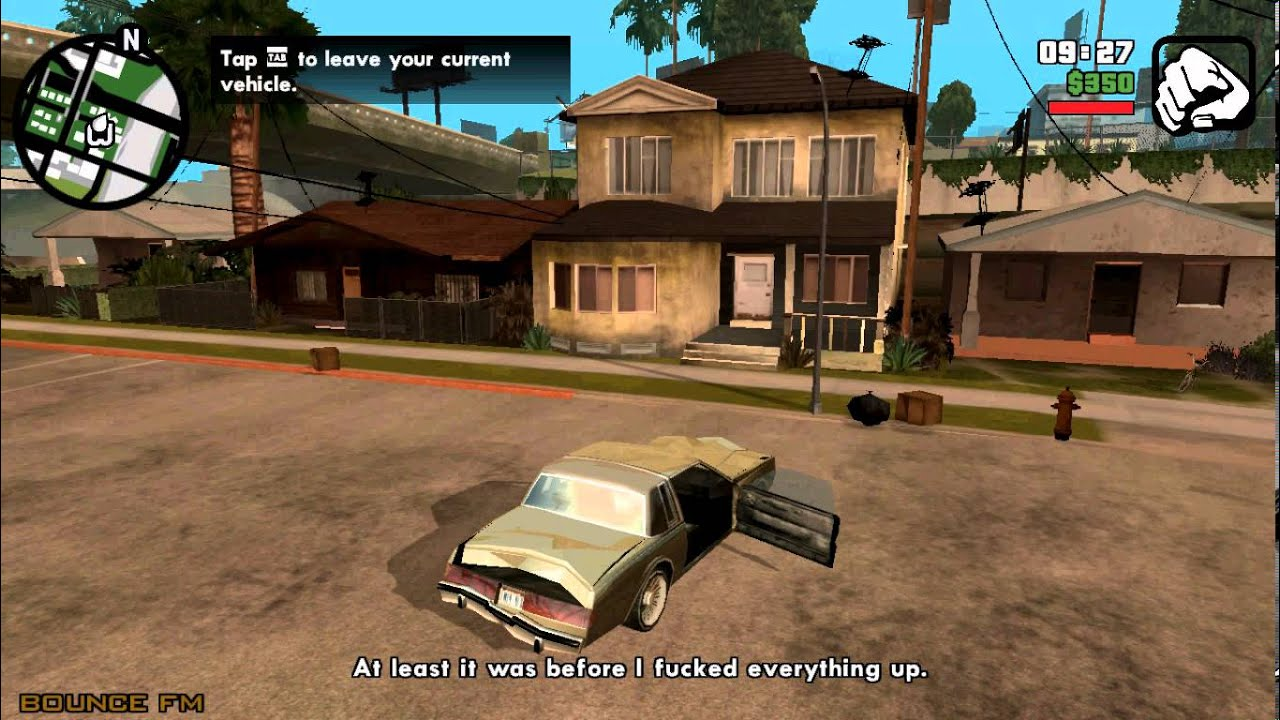 Grand Theft Auto San Andreas 2014 Windows 8 Store Youtube