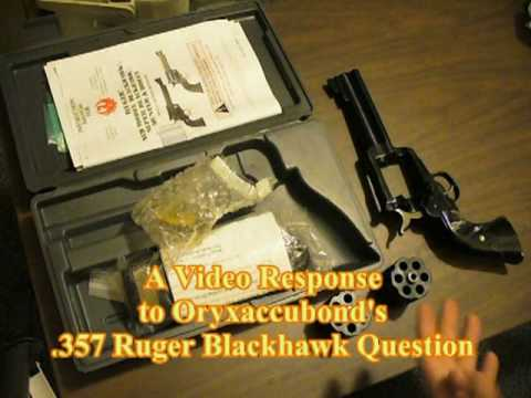 Ruger Blackhawk convertable Q&A