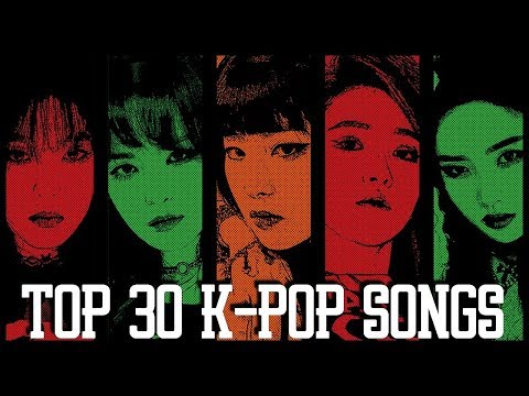 [Fan Chart] TOP 30 K-POP SONGS - FEBRUARY 2018 (WEEK 1)