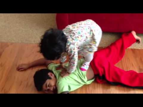 Nila Fights Jeevan video