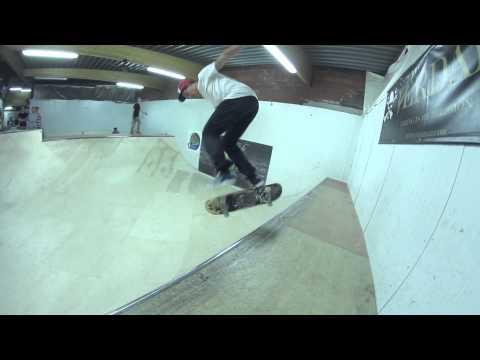 Antwerp Skate Depot Contest - 2015 Miniramp Finals (Highlights)