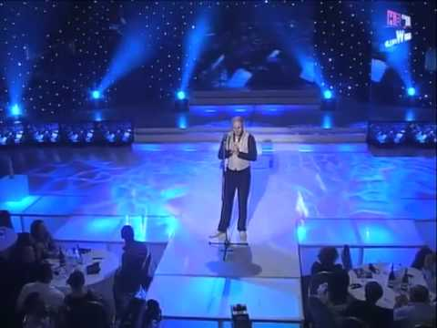 Goran Karkin - Nessun Dorma @ Miss BiH 2011