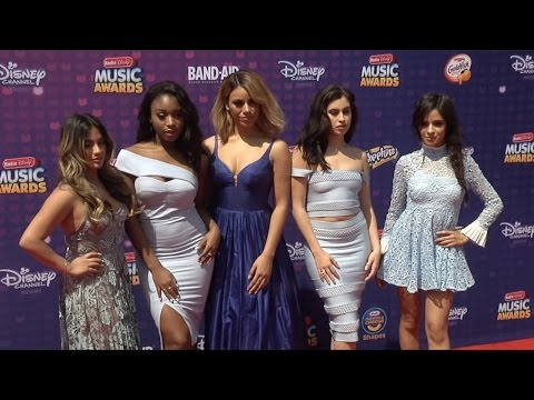 Fifth Harmony 2016 Radio Disney Music Awards Red Carpet
