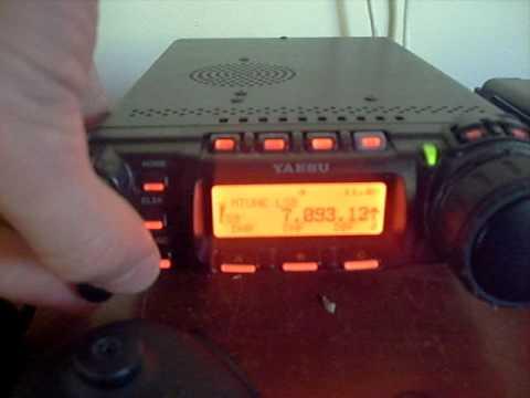FT-857D Yaesu HF Transceiver