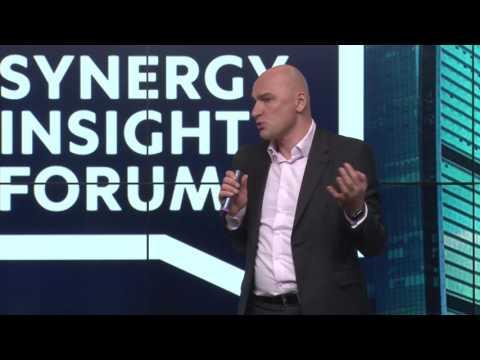Радислав Гандапас| Вебинар| Synergy Insight Forum 2017