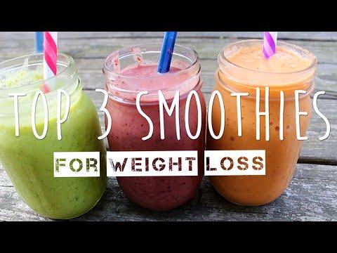 My Top 3 Weight Loss Smoothies + Boyfriend Taste Test | thatgirlshaexo