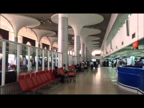 Shahjalal International Airport in Bangladesh