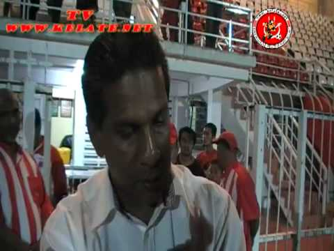 Jurulatih Baru Kelantan Jurulatih Baru Kelantan