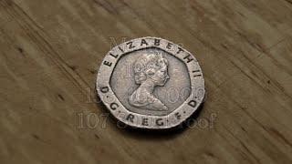 20 Pence Elizabeth II 1983 United Kingdom