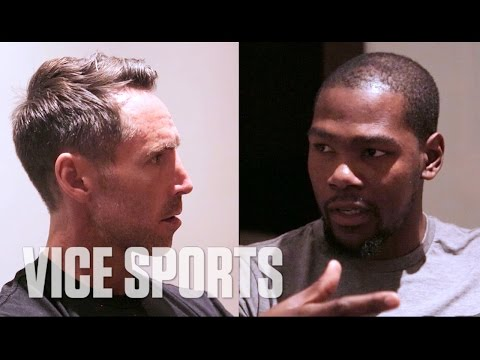 Kevin Durant X Steve Nash on the Road to Greatness (Part 2/2)