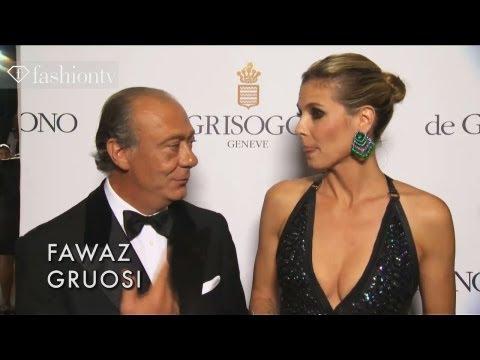 De Grisogono Party ft Heidi Klum, Irina Shayk, Ana Beatriz, Isabeli Fontana, Alec Baldwin |FashionTV