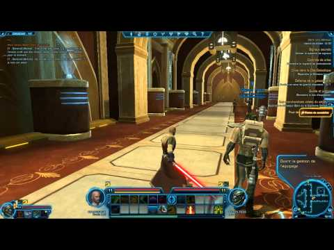 Test et Impressions : Star wars The Old republic ( SWTOR ) ( FR HD )