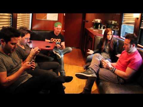 Cassadee Pope Cmt Music Awards Nomination Bus Hang video