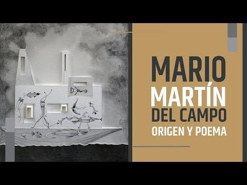 Video Mario Martín del Campo - Origen y Poema | LHCM