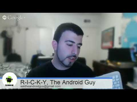 Android Weekly & Android Q&A Live Ep 8 - Galaxy S5 Gives $500, Apple's Carplay, No Dualboot Devices