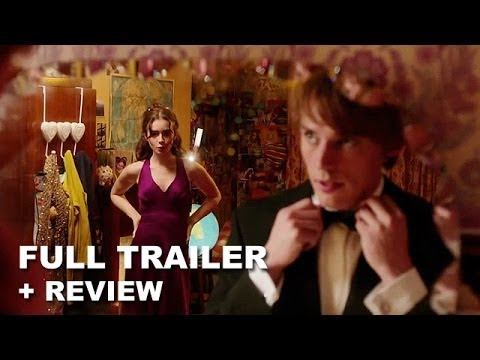 Love Rosie Official Trailer + Trailer Review - Sam Claflin, Lily Collins : Beyond The Trailer