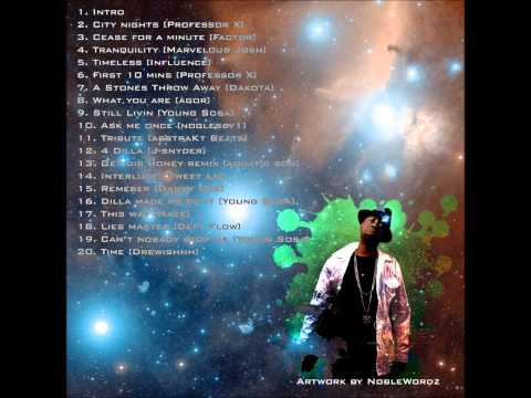 Happy Birthday J. Dilla!!  Beat Tape (Full Album)