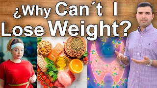 WHY CAN'T I LOSE WEIGHT - 6 Mistakes That Prevent You From LOSING WEIGHT and FAT IMMEDIATELY