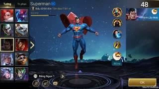 Liên Quân | Thử Sức Supermen Vs Zill Ai Sẽ Thắng Trong Trận Đấu Này - Kèo Quá Hay