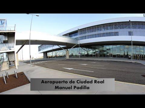 El Aeropuerto de Ciudad Real hoy en día