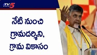 AP TDP Grama Darsini, Vikasam Starts From Today