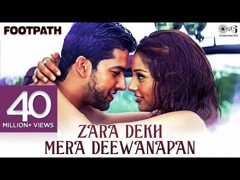 Zara Dekh Mera Deewanapan - Footpath | Bipasha Basu & Aftab Shivdasani | Udit Narayan & Alka Yagnik video