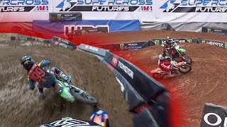 Dangerboy Aggressive Supercross Racing at Glendale!