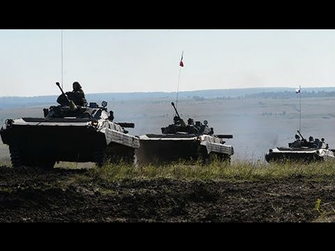 Russian Army on High Alert - Army Readiness Drills Started