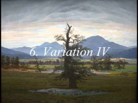 Шуберт Франц - Works for piano solo D.156 10 variations