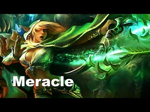 Meracle Windrunner Dota 2