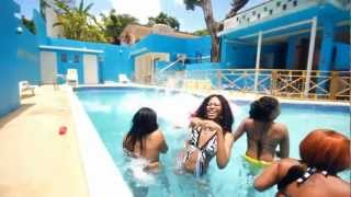 Poolside Riddim Medley Ft Busy, Fambo, Aiasha, Tifa, Konshens & Darrio, Voicemail [VIDEO] JUNE 2012]