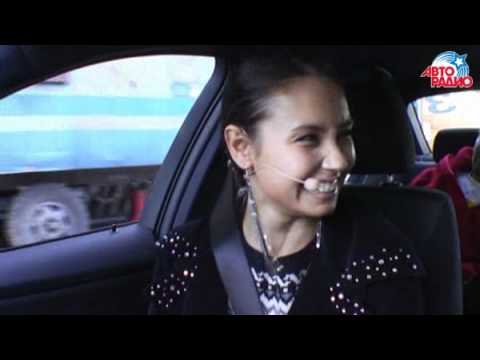 Ляйсан Утяшева показала свой Lexus