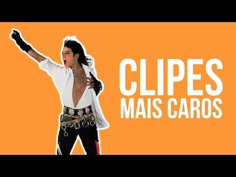 OS 10 CLIPES MAIS CAROS | 10QualquerCoisa