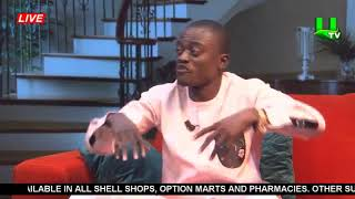 Funny Face, Lilwin In A Heated Banter On United Showbiz