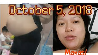 VLOG CRAZY BABY MOVEMENT INSIDE TUMMY, 2 WEEKS TO GO! SCHOOL AND NEW HOUSE UPDATES  PINAY SAHM IN SG
