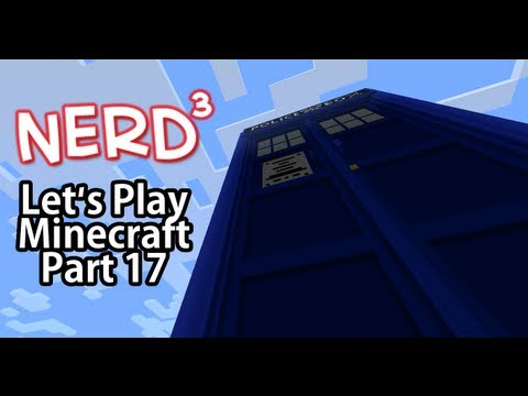Nerd³s Minecraft Buildy Thing 17