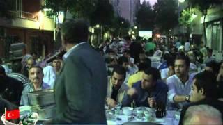 Yeşiltepe İftarının konuğu Aziz Babuşcu