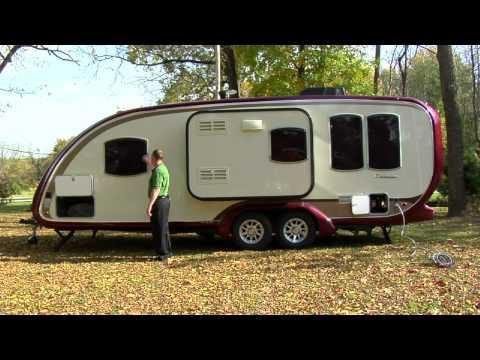 NEW Evergreen Element RV Video