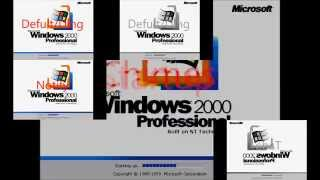 [YoungMusic44 B-day Presents]Windows 2000 Professional has a Sparta DJ Remix