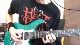 SIAM SHADE グレイシャルLOVE ギター 弾いてみた Guitar Cover