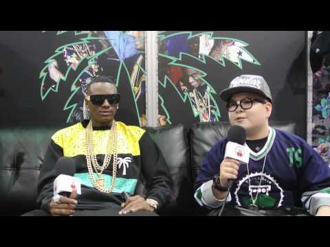 The Trill Ship Kids Interview Soulja Boy