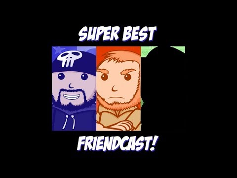 Super Best FriendCast #212 - Half-Life 3 Story Leak