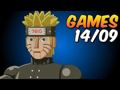 Naruto   Cooking Mama - Games Semana 14 09 video