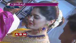 Actress Surabhi at Diamond Jewellery showroom launching event | Visakha