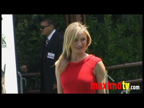 "Cameron Diaz 'Hot in Red' at ""SHREK FOREVER AFTER"" Los Angeles Premiere May 16, 2010"