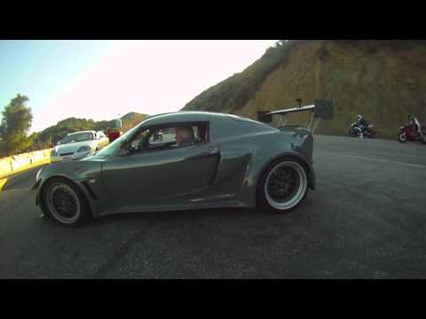 Compound Super/Turbo charged Lotus Exige