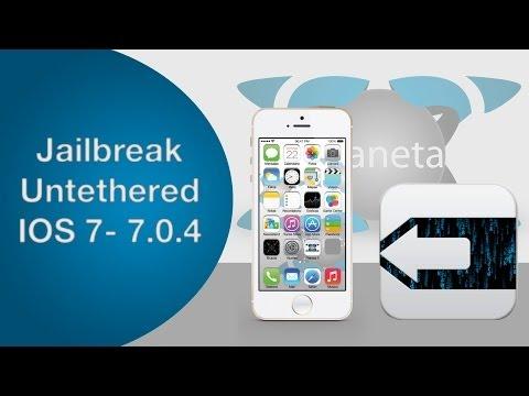 Tutorial: Jailbreak Untethered Oficial IOS 7 - 7.0.6 en Español   Evasion 7