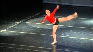 """Fire"" Modern Dance solo"
